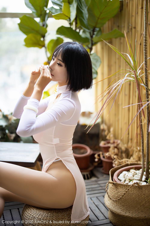 [XiaoYu] Vol.269 Lan Xia Akasha 28P, Liu Yi Lei, Tall, Underwear, XiaoYu