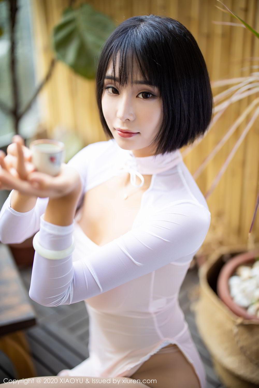 [XiaoYu] Vol.269 Lan Xia Akasha 29P, Liu Yi Lei, Tall, Underwear, XiaoYu