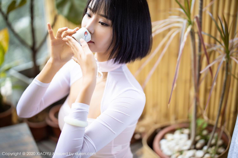 [XiaoYu] Vol.269 Lan Xia Akasha 30P, Liu Yi Lei, Tall, Underwear, XiaoYu