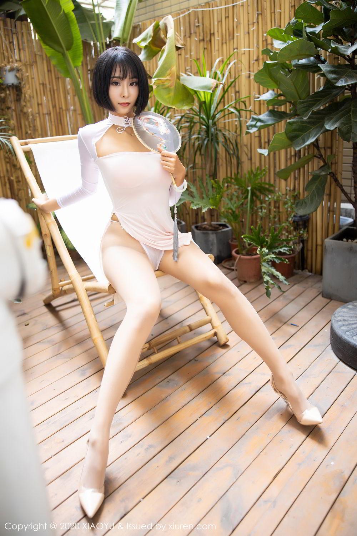 [XiaoYu] Vol.269 Lan Xia Akasha 33P, Liu Yi Lei, Tall, Underwear, XiaoYu
