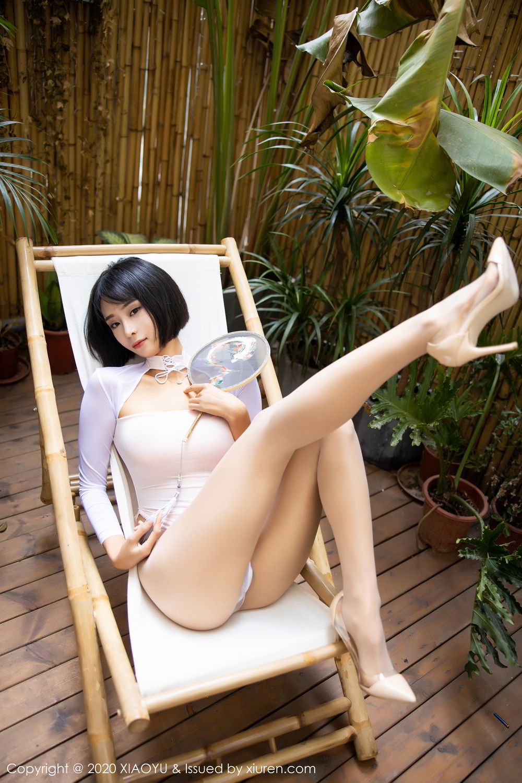 [XiaoYu] Vol.269 Lan Xia Akasha 37P, Liu Yi Lei, Tall, Underwear, XiaoYu