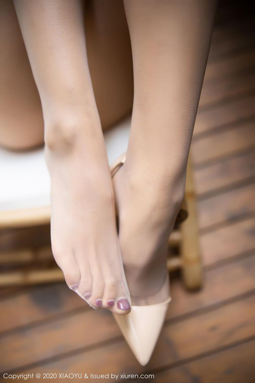 [XiaoYu] Vol.269 Lan Xia Akasha 40P, Liu Yi Lei, Tall, Underwear, XiaoYu