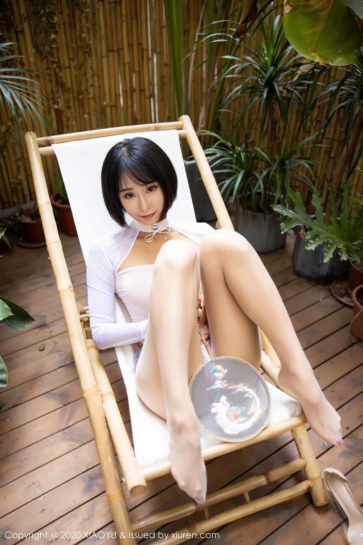 [XiaoYu] Vol.269 Lan Xia Akasha 41P, Liu Yi Lei, Tall, Underwear, XiaoYu
