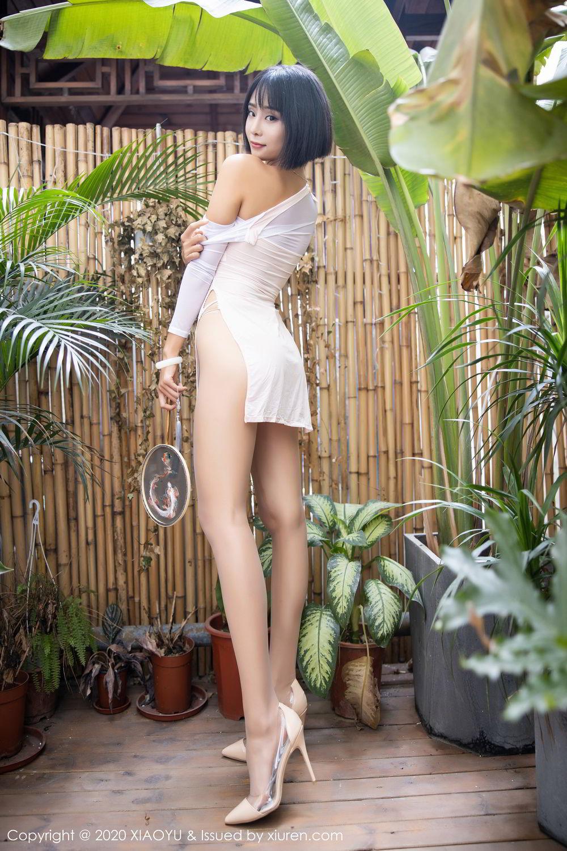 [XiaoYu] Vol.269 Lan Xia Akasha 46P, Liu Yi Lei, Tall, Underwear, XiaoYu