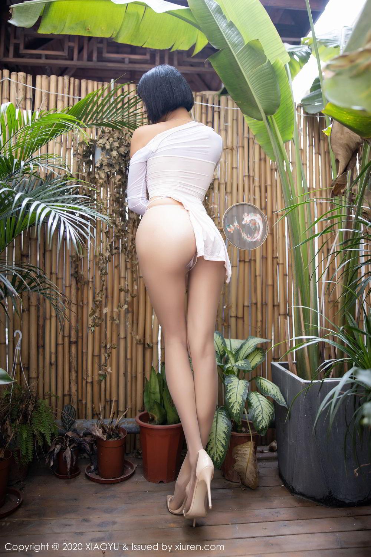 [XiaoYu] Vol.269 Lan Xia Akasha 50P, Liu Yi Lei, Tall, Underwear, XiaoYu