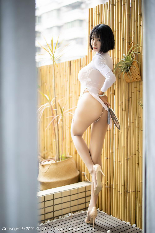 [XiaoYu] Vol.269 Lan Xia Akasha 5P, Liu Yi Lei, Tall, Underwear, XiaoYu