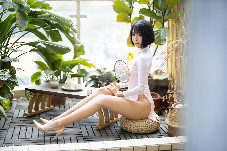 [XiaoYu] Vol.269 Lan Xia Akasha 7P, Liu Yi Lei, Tall, Underwear, XiaoYu