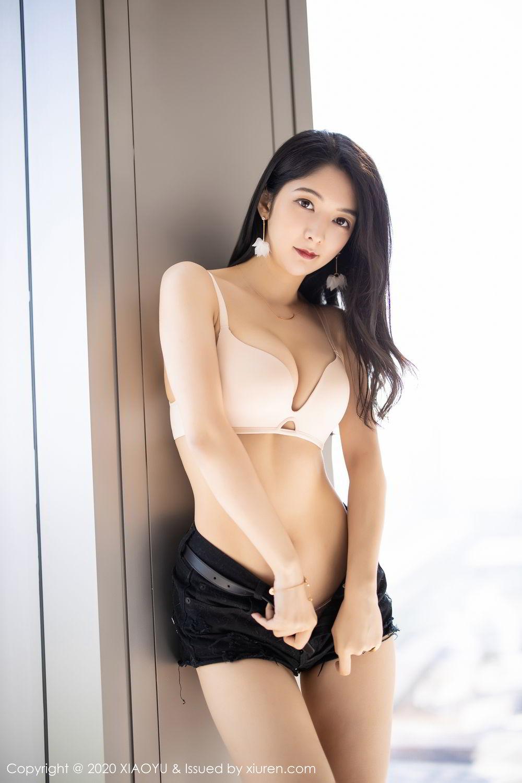 [XiaoYu] Vol.271 Di Yi 24P, Black Silk, Di Yi, Underwear, XiaoYu