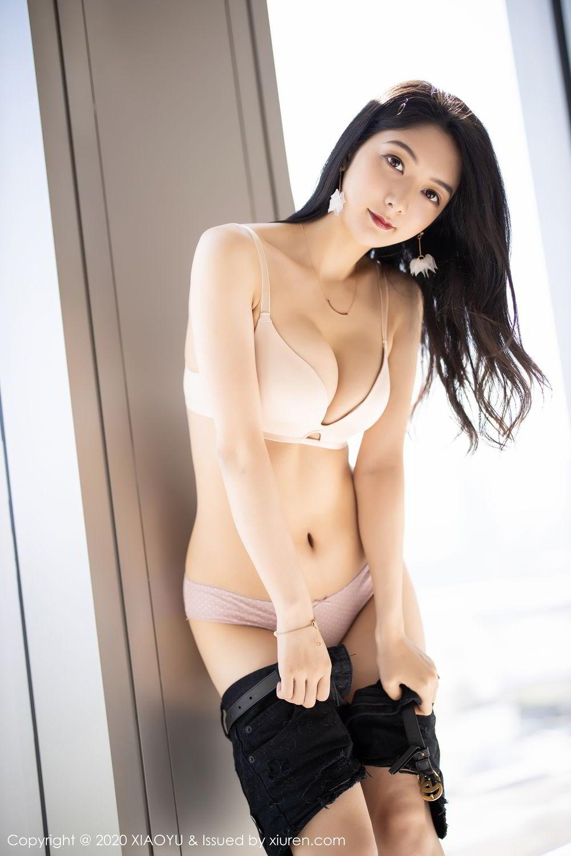 [XiaoYu] Vol.271 Di Yi 27P, Black Silk, Di Yi, Underwear, XiaoYu