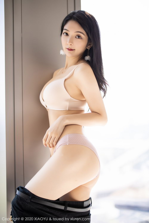 [XiaoYu] Vol.271 Di Yi 29P, Black Silk, Di Yi, Underwear, XiaoYu