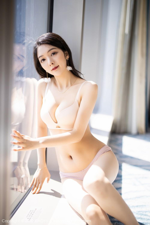 [XiaoYu] Vol.271 Di Yi 33P, Black Silk, Di Yi, Underwear, XiaoYu
