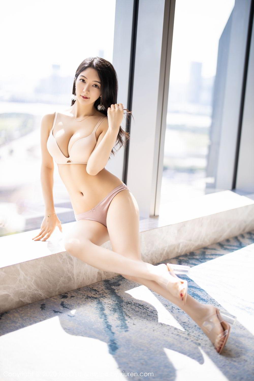 [XiaoYu] Vol.271 Di Yi 37P, Black Silk, Di Yi, Underwear, XiaoYu