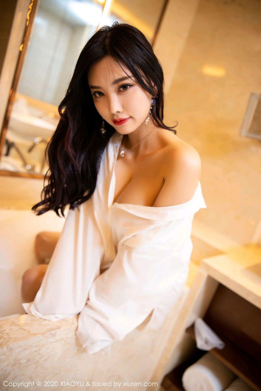 [XiaoYu] Vol.272 Yang Chen Chen 21P, Bathroom, Wet, XiaoYu, Yang Chen Chen