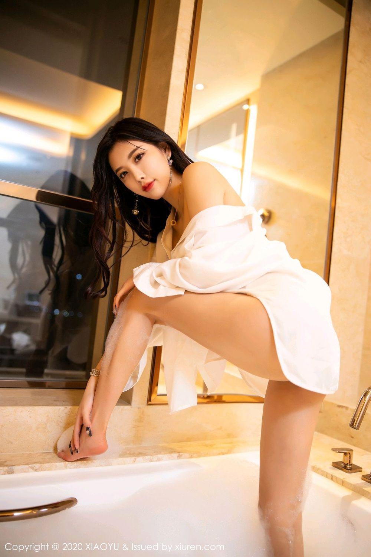 [XiaoYu] Vol.272 Yang Chen Chen 24P, Bathroom, Wet, XiaoYu, Yang Chen Chen
