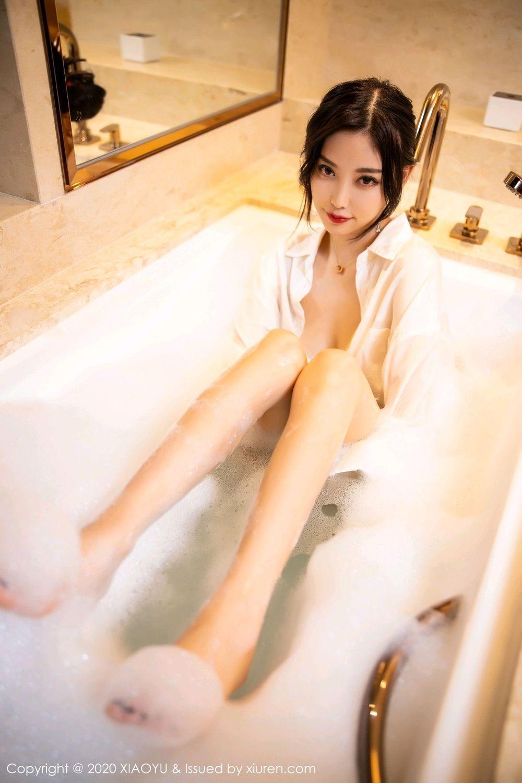 [XiaoYu] Vol.272 Yang Chen Chen 41P, Bathroom, Wet, XiaoYu, Yang Chen Chen
