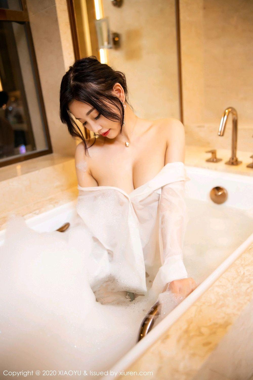 [XiaoYu] Vol.272 Yang Chen Chen 46P, Bathroom, Wet, XiaoYu, Yang Chen Chen