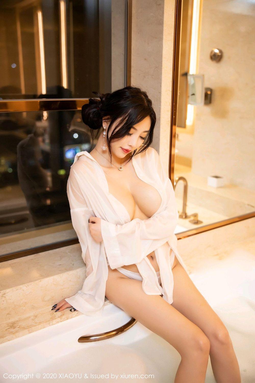 [XiaoYu] Vol.272 Yang Chen Chen 54P, Bathroom, Wet, XiaoYu, Yang Chen Chen
