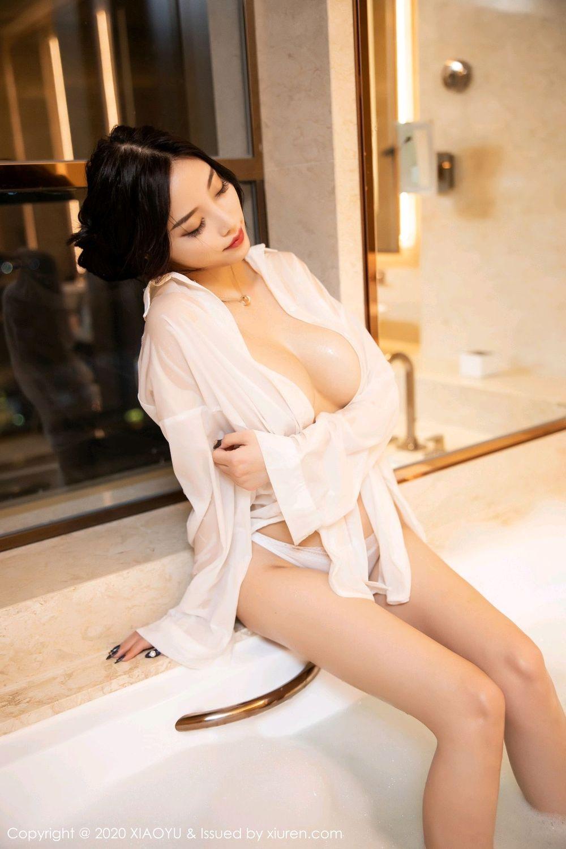 [XiaoYu] Vol.272 Yang Chen Chen 55P, Bathroom, Wet, XiaoYu, Yang Chen Chen