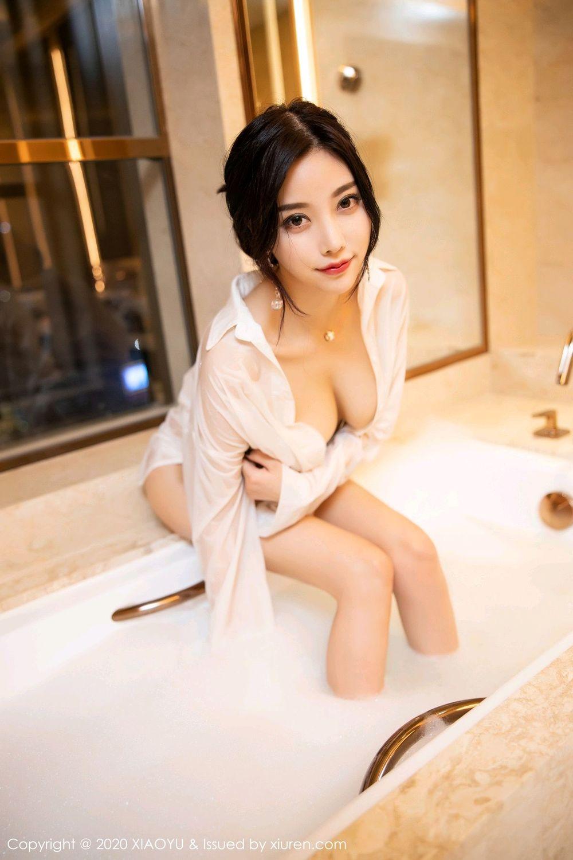 [XiaoYu] Vol.272 Yang Chen Chen 57P, Bathroom, Wet, XiaoYu, Yang Chen Chen