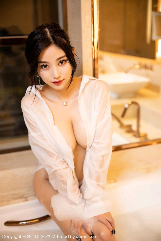 [XiaoYu] Vol.272 Yang Chen Chen 59P, Bathroom, Wet, XiaoYu, Yang Chen Chen
