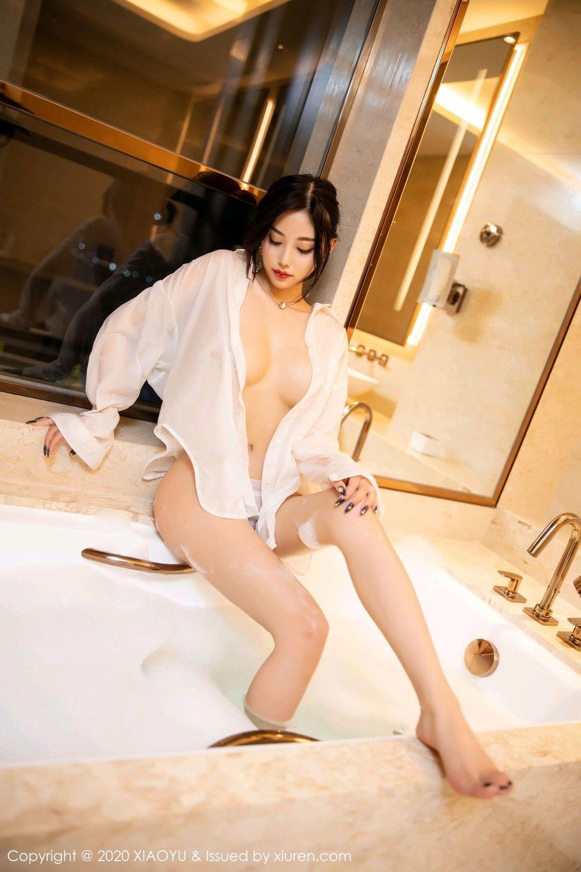 [XiaoYu] Vol.272 Yang Chen Chen 61P, Bathroom, Wet, XiaoYu, Yang Chen Chen