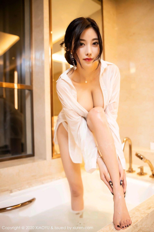 [XiaoYu] Vol.272 Yang Chen Chen 68P, Bathroom, Wet, XiaoYu, Yang Chen Chen