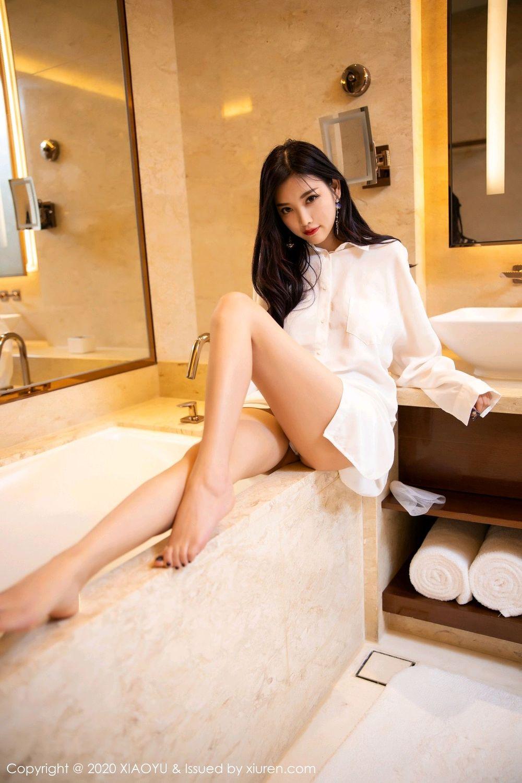 [XiaoYu] Vol.272 Yang Chen Chen 8P, Bathroom, Wet, XiaoYu, Yang Chen Chen