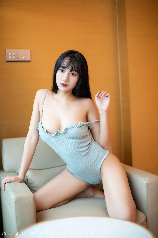 [XiaoYu] Vol.274 He Jia Ying 21P, Black Silk, He Jia Ying, Underwear, XiaoYu