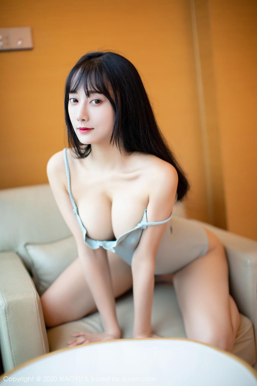 [XiaoYu] Vol.274 He Jia Ying 25P, Black Silk, He Jia Ying, Underwear, XiaoYu