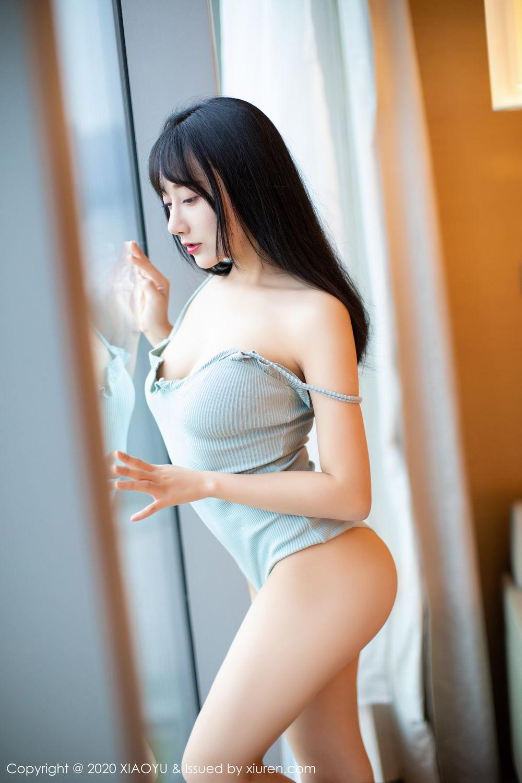 [XiaoYu] Vol.274 He Jia Ying 33P, Black Silk, He Jia Ying, Underwear, XiaoYu