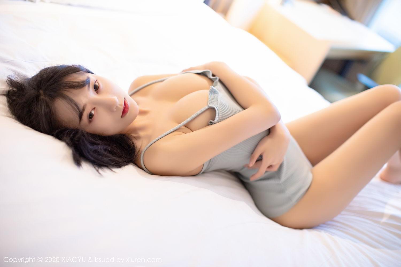 [XiaoYu] Vol.274 He Jia Ying 40P, Black Silk, He Jia Ying, Underwear, XiaoYu