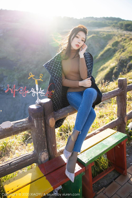 [XiaoYu] Vol.275 Zhi Zhi Booty 82P, Chen Zhi, Cheongsam, Tall, XiaoYu