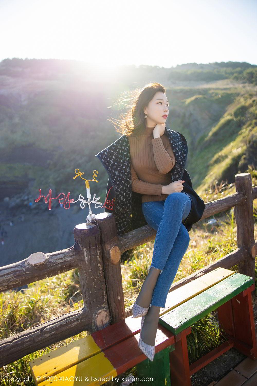 [XiaoYu] Vol.275 Zhi Zhi Booty 83P, Chen Zhi, Cheongsam, Tall, XiaoYu