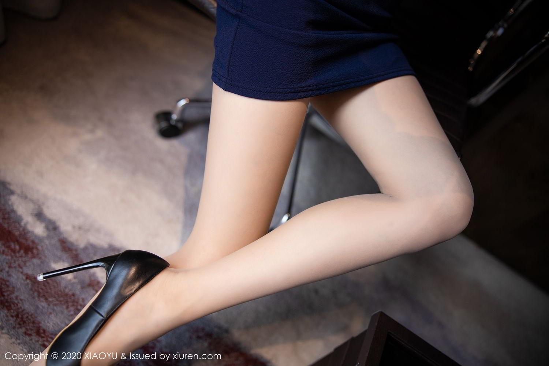 [XiaoYu] Vol.278 Yuner Claire 19P, Tall, Underwear, Uniform, XiaoYu, Yuner Claire