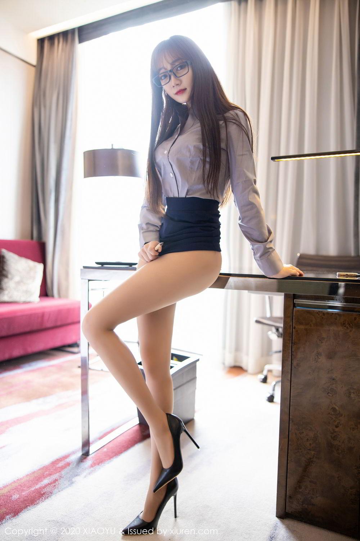 [XiaoYu] Vol.278 Yuner Claire 25P, Tall, Underwear, Uniform, XiaoYu, Yuner Claire