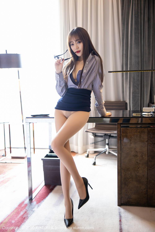 [XiaoYu] Vol.278 Yuner Claire 30P, Tall, Underwear, Uniform, XiaoYu, Yuner Claire