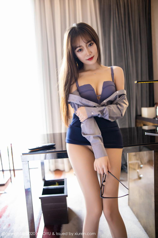 [XiaoYu] Vol.278 Yuner Claire 32P, Tall, Underwear, Uniform, XiaoYu, Yuner Claire