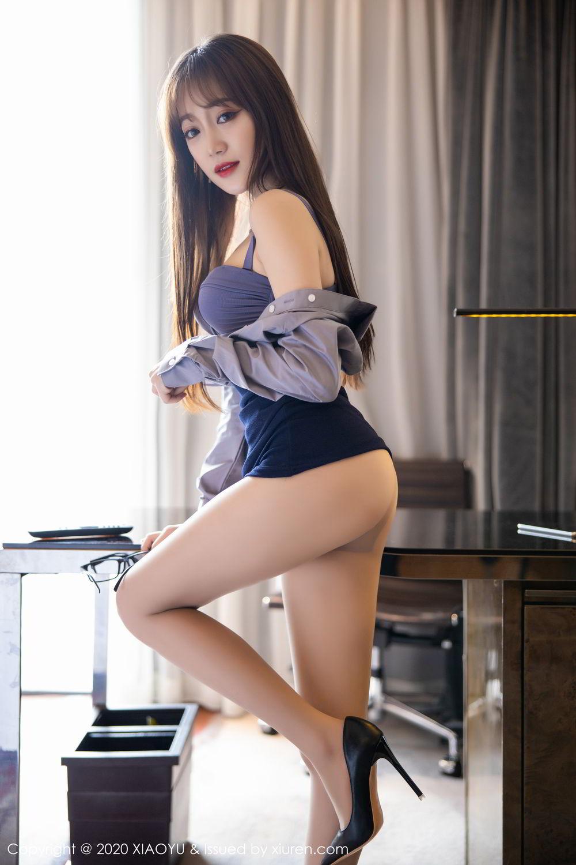 [XiaoYu] Vol.278 Yuner Claire 33P, Tall, Underwear, Uniform, XiaoYu, Yuner Claire