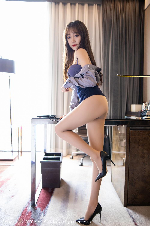 [XiaoYu] Vol.278 Yuner Claire 34P, Tall, Underwear, Uniform, XiaoYu, Yuner Claire