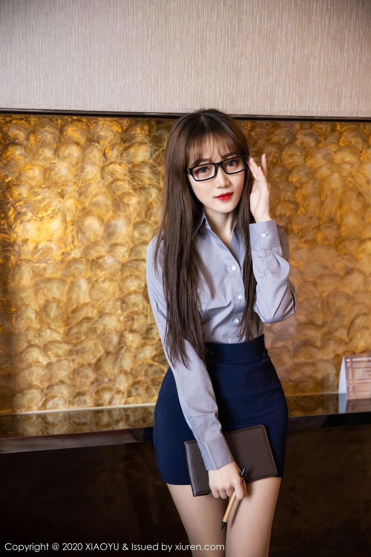 [XiaoYu] Vol.278 Yuner Claire 8P, Tall, Underwear, Uniform, XiaoYu, Yuner Claire