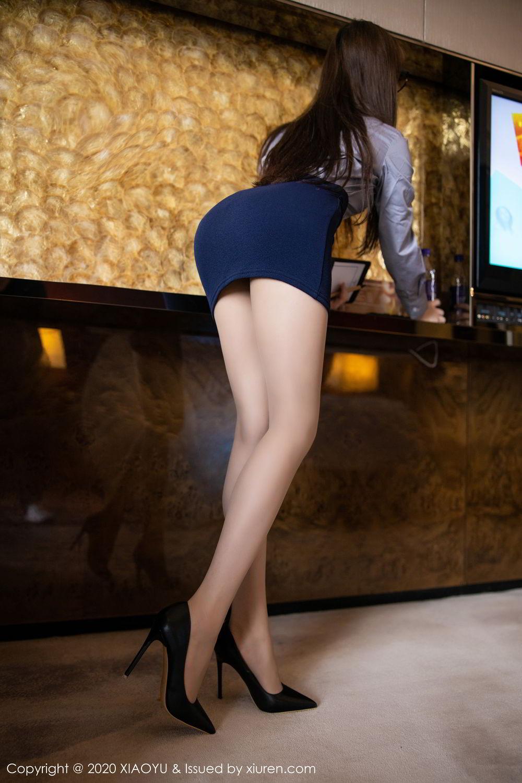 [XiaoYu] Vol.278 Yuner Claire 9P, Tall, Underwear, Uniform, XiaoYu, Yuner Claire