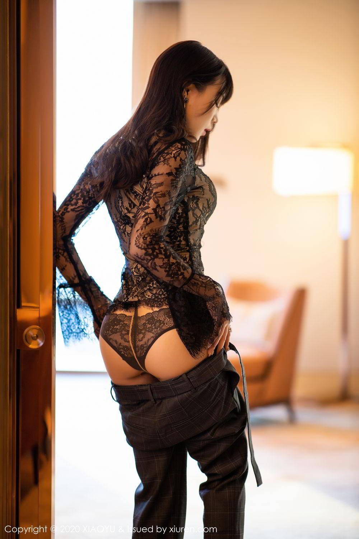 [XiaoYu] Vol.280 Chen Zhi 14P, Big Booty, Chen Zhi, Underwear, XiaoYu