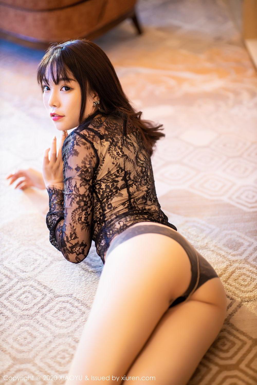 [XiaoYu] Vol.280 Chen Zhi 32P, Big Booty, Chen Zhi, Underwear, XiaoYu