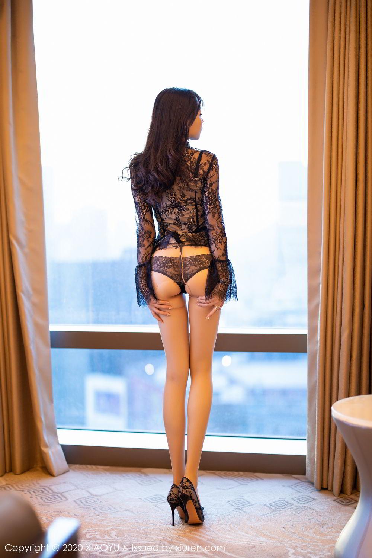 [XiaoYu] Vol.280 Chen Zhi 45P, Big Booty, Chen Zhi, Underwear, XiaoYu