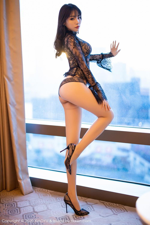 [XiaoYu] Vol.280 Chen Zhi 46P, Big Booty, Chen Zhi, Underwear, XiaoYu