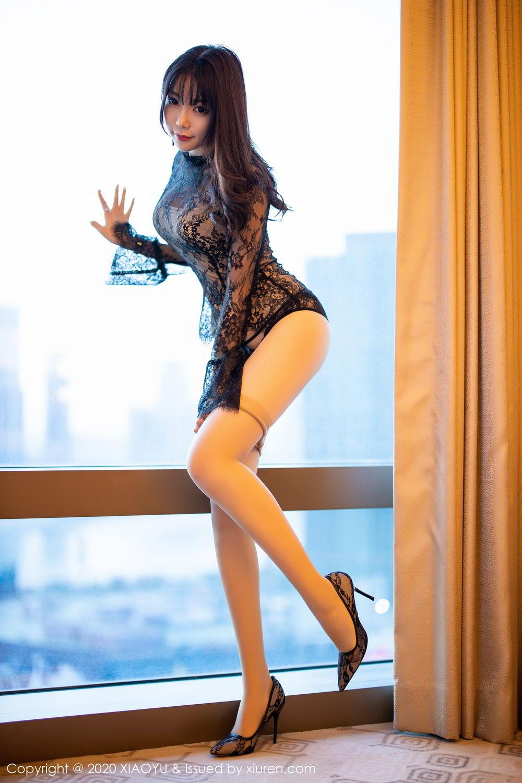 [XiaoYu] Vol.280 Chen Zhi 48P, Big Booty, Chen Zhi, Underwear, XiaoYu
