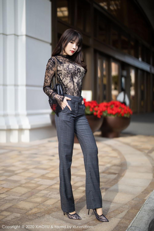 [XiaoYu] Vol.280 Chen Zhi 8P, Big Booty, Chen Zhi, Underwear, XiaoYu