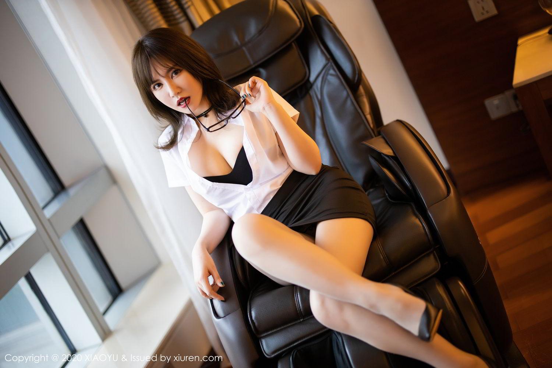 [XiaoYu] Vol.288 Xia Xiao Ya 39P, Underwear, Uniform, Xia Xi Zi, XiaoYu