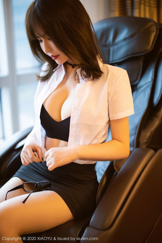 [XiaoYu] Vol.288 Xia Xiao Ya 42P, Underwear, Uniform, Xia Xi Zi, XiaoYu