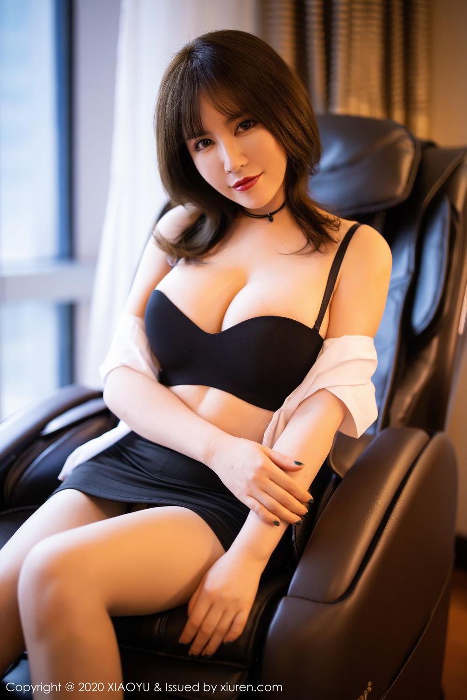 [XiaoYu] Vol.288 Xia Xiao Ya 43P, Underwear, Uniform, Xia Xi Zi, XiaoYu